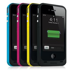 Mophie Juice Pack Plus colors