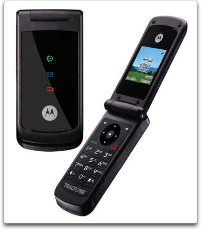 Amazon.com: Motorola W260g Prepaid Phone (Tracfone): Cell