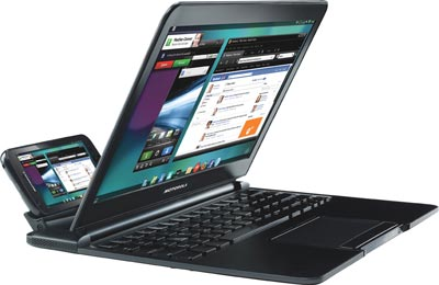Motorola ATRIX 4G Lapdock