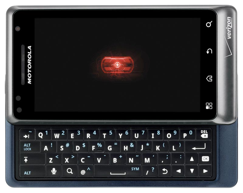 The DROID 2 features a no compromise Web and entertainment experience