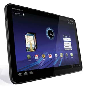 motorola xoom angle sm Motorola XOOM Android Tablet (Verizon Wireless)