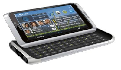 nokia e7 silver keyboard wide sm Nokia E7 00 Unlocked GSM Phone with Touchscreen, QWERTY Keyboard, Easy E mail Setup, GPS Navigation, 8 MP Camera  U.S. Version with Warranty (Silver)