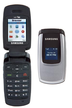 .com: Samsung T201G Prepaid Phone (Net10): Cell Phones & Accessories