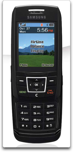 Samsung Tracfone Cell Phones Manual