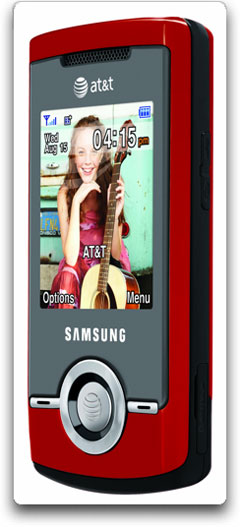 , the Samsung a777 lets you play and download all your favorite tunes ...
