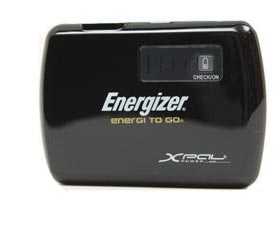 Energizer XP2000 power pack