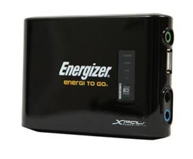 Energizer XP8000 power pack