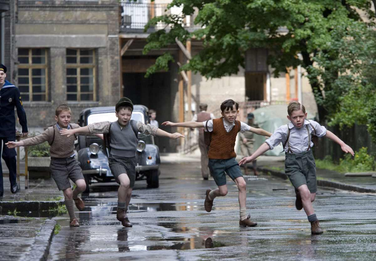 The boy in the striped pajamas film movie scenes the boy in the striped