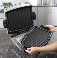 George foreman 12205 next grilleration large 645cm sq - Largest george foreman grill with removable plates ...