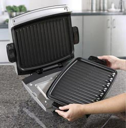 George foreman 12616 next grilleration health grill with removable plates kitchen - Health grill with removable plates ...