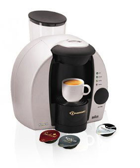 braun tassimo freshly brewed coffee cappuccino and hot. Black Bedroom Furniture Sets. Home Design Ideas