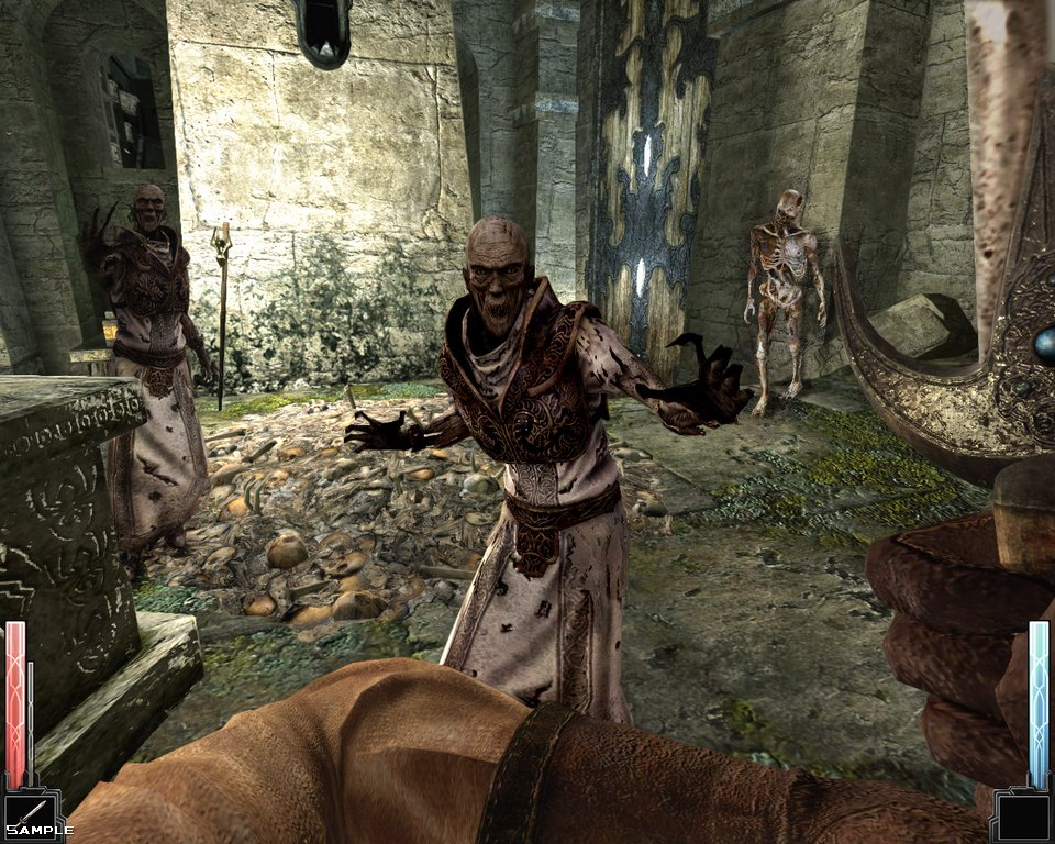 Dark Messiah Might And Magic Сохранение