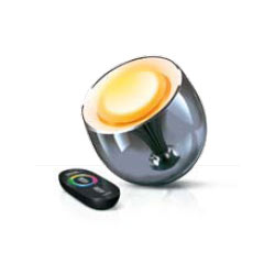 Philips living colors led lampe schwarz 2 generation ebay - Notice lampe philips living colors ...
