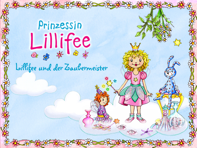 Princess Lillifee Book