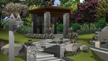 architekt gartendesigner 3d version x5 software. Black Bedroom Furniture Sets. Home Design Ideas