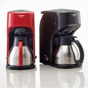 5 Cup Coffee Maker Zojirushi : ZOJIRUSHI cup cup coffee maker [about 1-5] EC-KS50-RA Red eBay