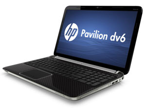 HP Pavilion dv6-6c40ca Entertainment Notebook PC