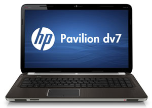 HP Pavilion dv7-6c70ca Entertainment PC