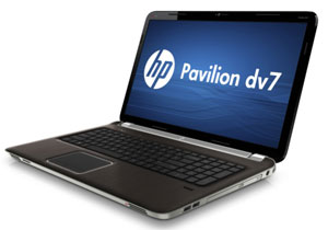 HP Pavilion dv7-6c50ca Entertainment PC