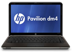 HP Pavilion dm4-3070ca Entertainment PC