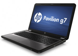 HP g7-1320ca Notebook PC