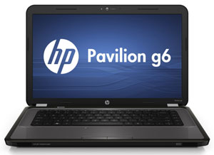 HP g6-1d20ca Notebook PC