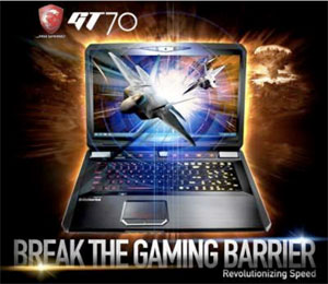 MSI GT70 0NC-002US 17.3-inch laptop