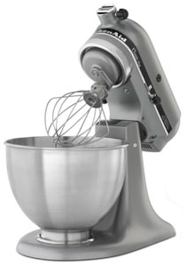 KitchenAid K4SSOB/WH