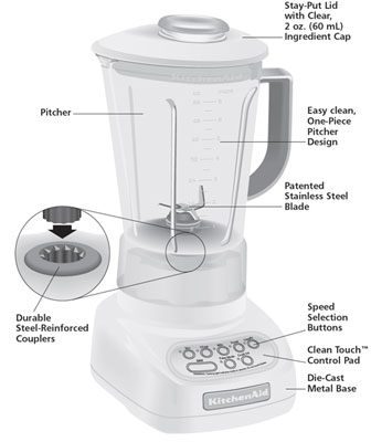 KitchenAid 5-Speed Stand Blender