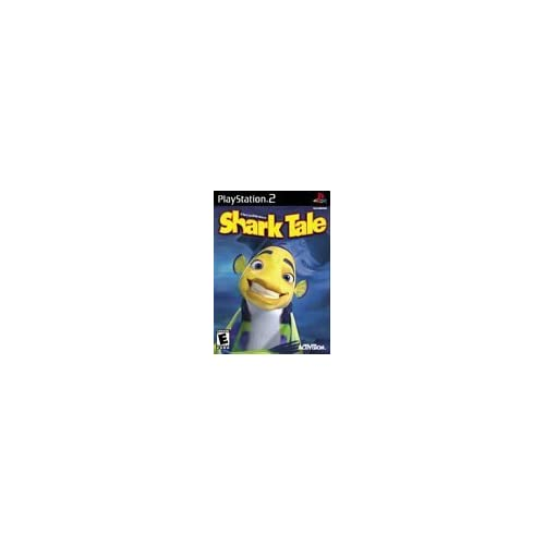 Image 0 of Shark Tale For PlayStation 2 PS2