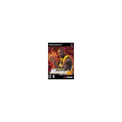 Image 0 of NBA Hoopz For PlayStation 2 PS2 Basketball