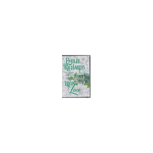 Image 0 of Iron Lace By Emilie Richards On Audio Cassette