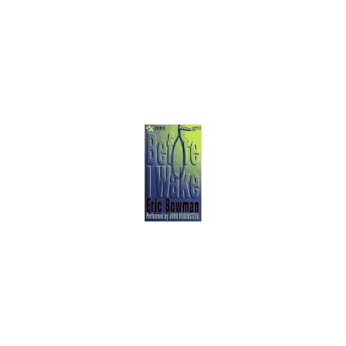Image 0 of Before I Wake By Eric Bowman On Audio Cassette