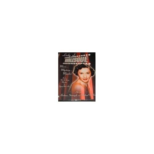 Lady Of Burlesque On DVD with Barbara Stanwyck