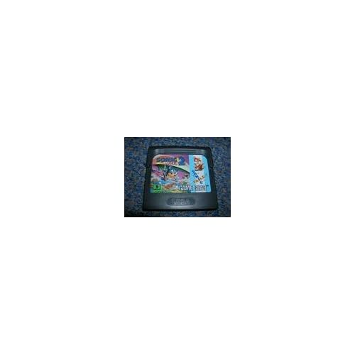 Image 0 of Sonic The Hegehog 2 And Sonic Tails Sega Game Gear Video Game Version For Sega G