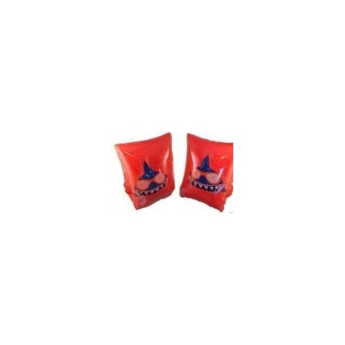 Play Day 2 Armbands Ages 3-6 Red