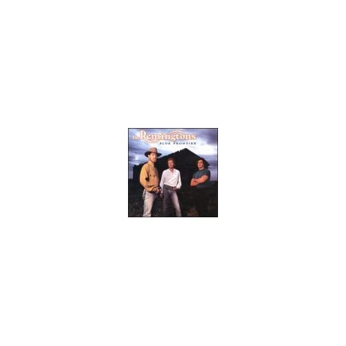 Image 0 of Blue Frontier By The Remingtons On Audio CD Album 1992