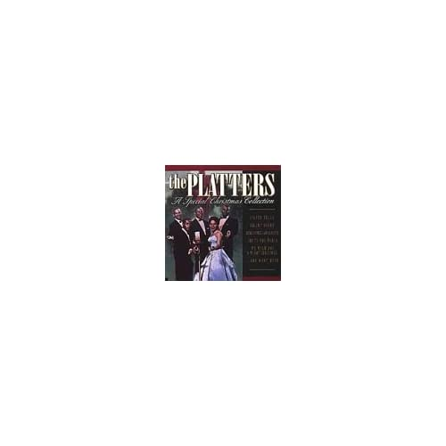 Image 0 of A Special Christmas Collection By The Platters On Audio CD Album 2011