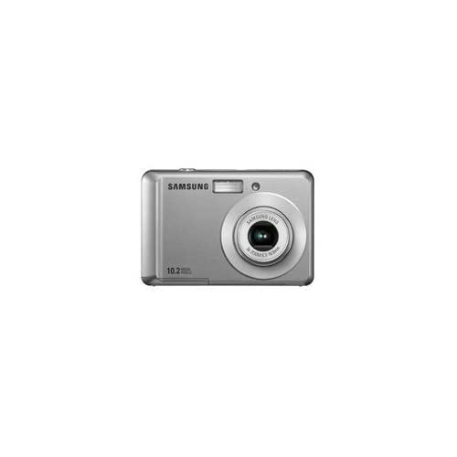 Samsung SL30 10MP Digital Camera With 3X Optical Zoom And 2.5 Inch LCD Silver