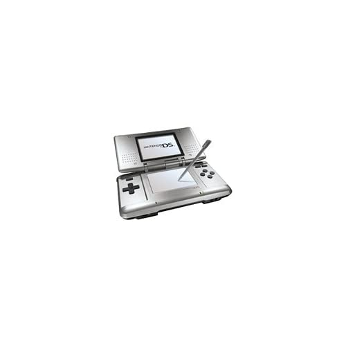 Image 0 of Nintendo DS Silver Console