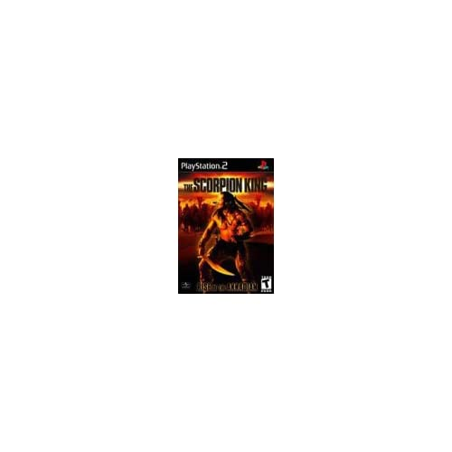 Image 0 of Scorpion King: Rise Of The Akkadian For PlayStation 2 PS2