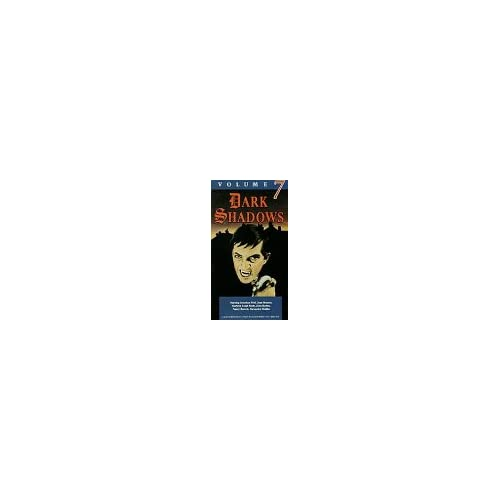 Image 0 of Dark Shadows Vol 7 On VHS With Jonathan Frid
