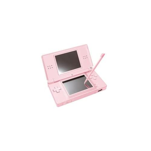 Image 0 of Nintendo DS Lite Coral Pink Handheld