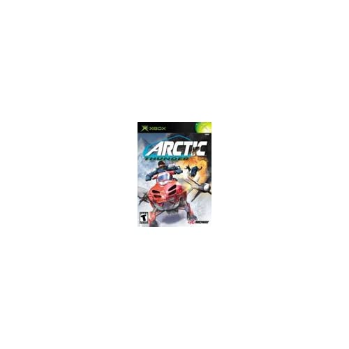 Arctic Thunder For Xbox Original With Manual and Case