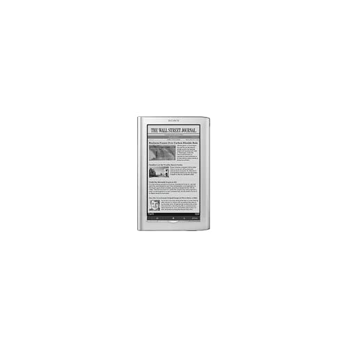 Sony eReader Daily Edition Silver PRS-950 Sc Tablet