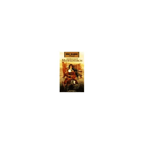 Image 0 of Middlemarch By Eliot George Pickup Ronald Reader On Audio Cassette