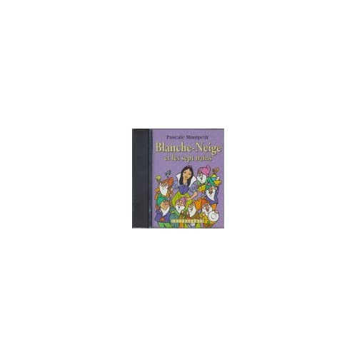 Image 0 of Blanche-Neige Et Les Sept Nains Coffragants French Edition On Audio Cassette