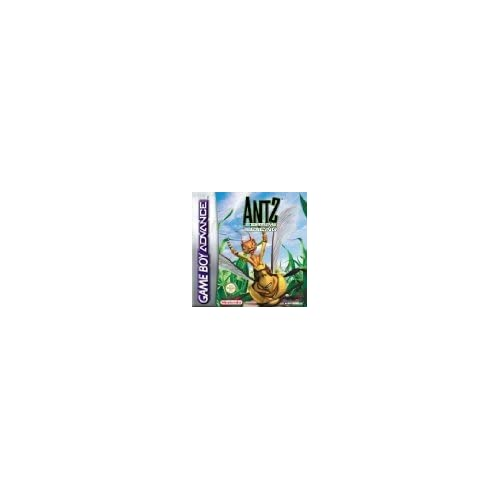 Antz Extreme Racing GBA For GBA Gameboy Advance