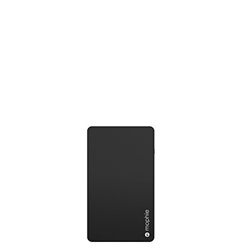 Image 0 of Mophie Mini External Battery For Universal Smartphones And Tablets 3000MAH Black