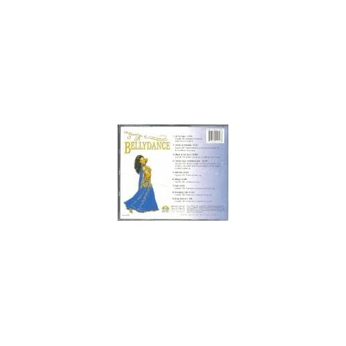 Image 0 of The Sensual Art Of Bellydance Basic Dance Rhythms By Various On Audio